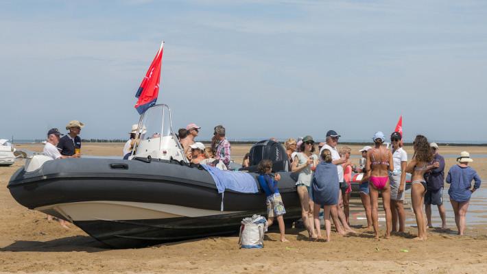 Au programme : Journée pêche à pied et pique-nique